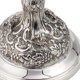Calice e pisside argento 800 mod. Vergine s3