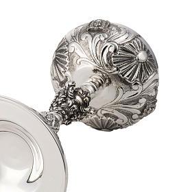 Calice e pisside argento 800 mod. Vergine s9