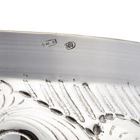 Calice e pisside argento 800 mod. Vergine s12