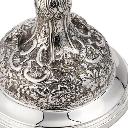 Calice e pisside argento 800 mod. Vergine 3