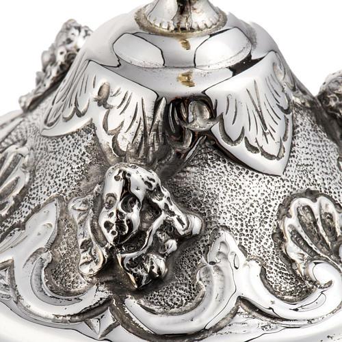 Calice e pisside argento 800 mod. Vergine 11