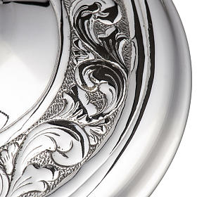 Calice e pisside argento 800 mod. Cigno s4