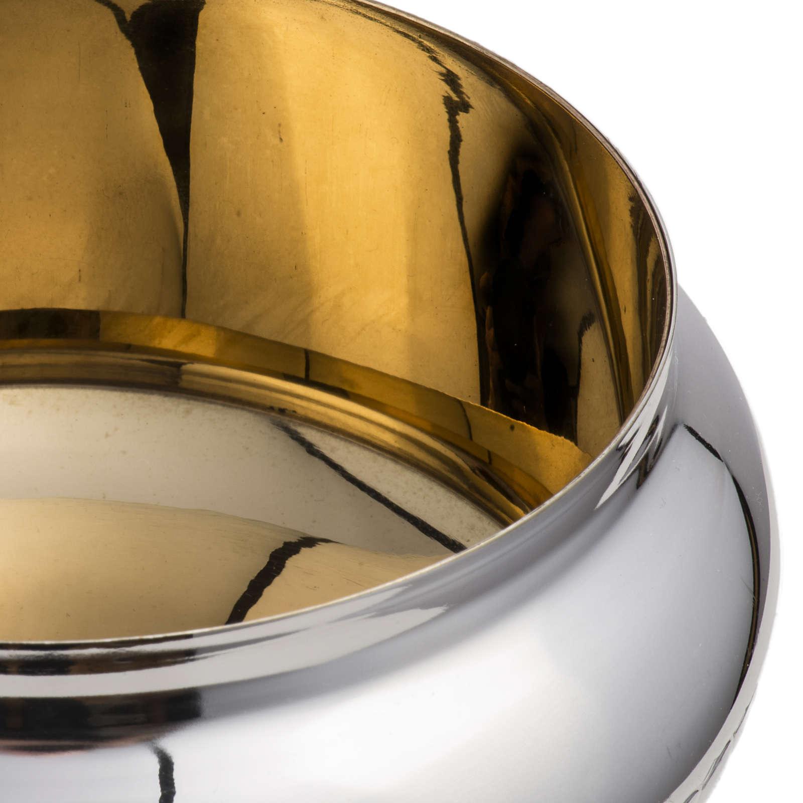 Calice e pisside argento 800 mod. Lira 4