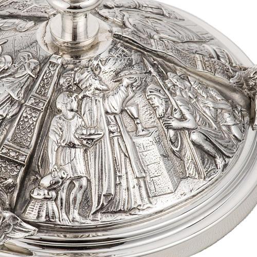 Calice e pisside argento 800 mod. Perseo 3