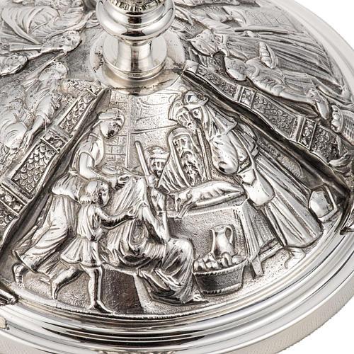 Calice e pisside argento 800 mod. Perseo 5