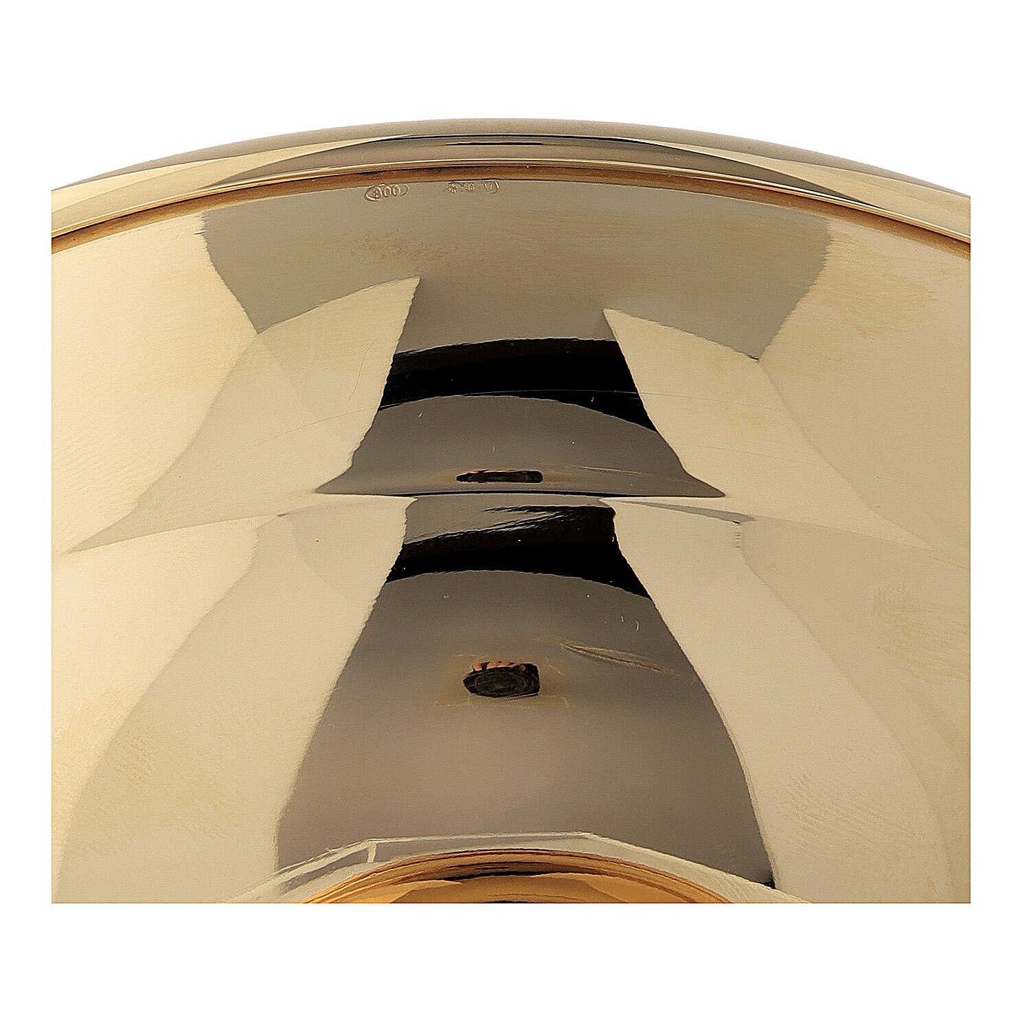 Calice e pisside argento 800 mod. Corona Boreale 4