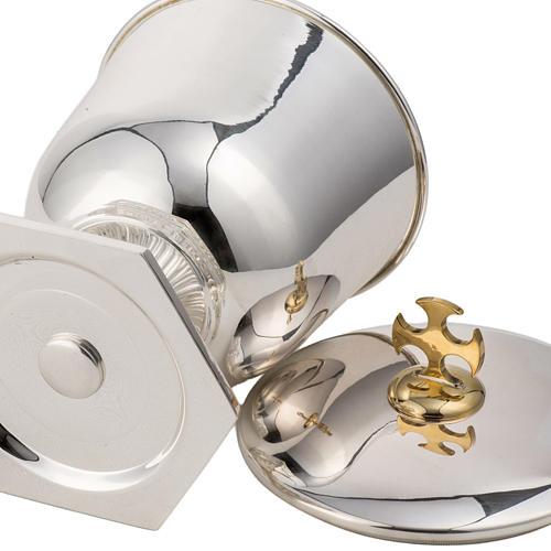 Pisside in metallo 7
