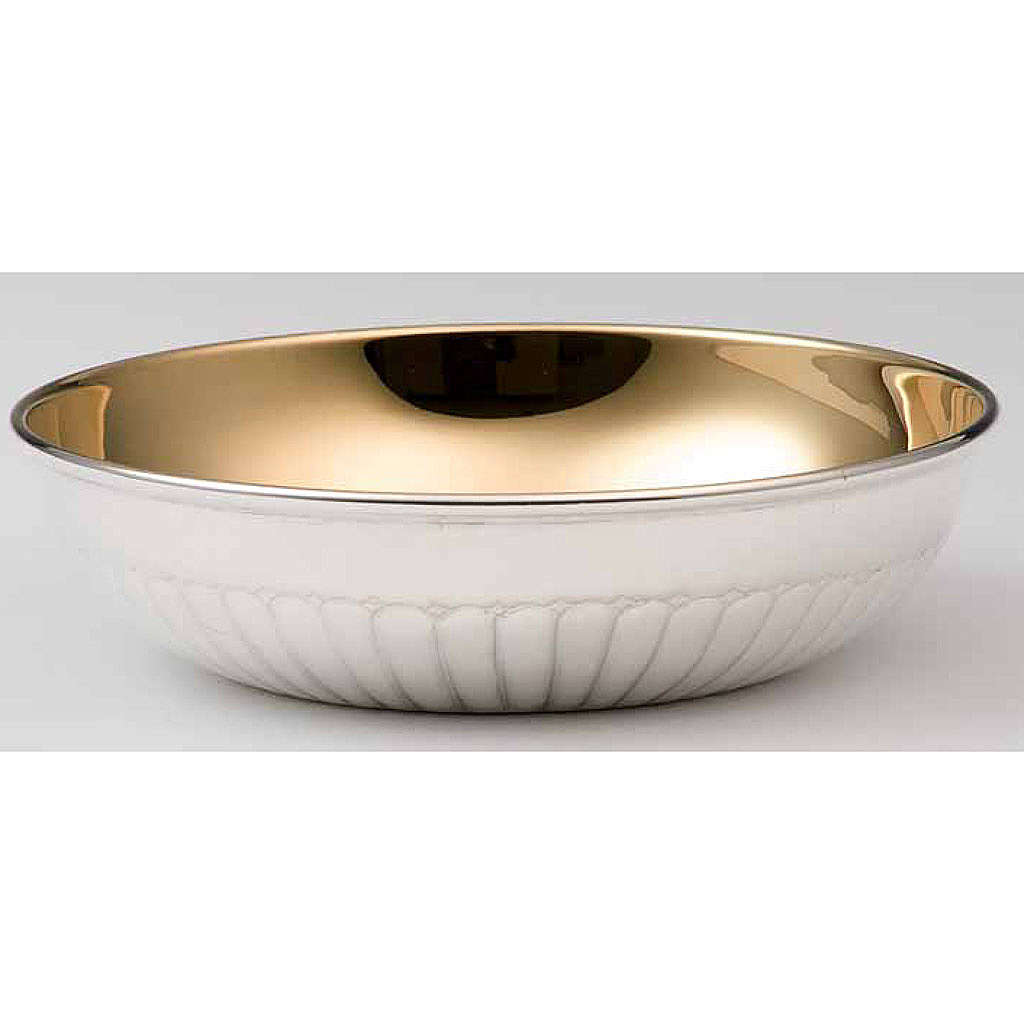 Bowl Paten in silver 800 4