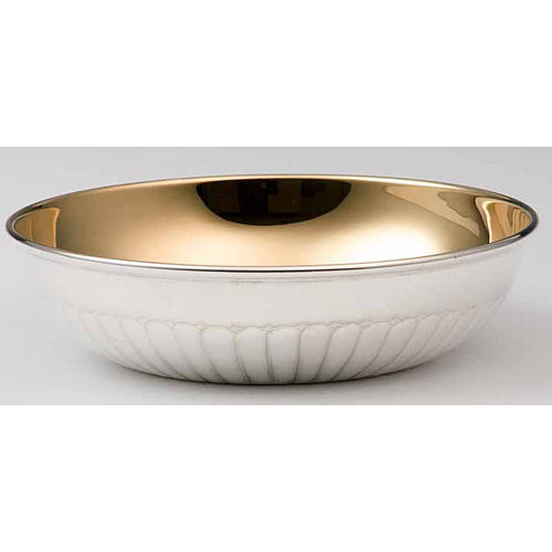 Bowl Paten in silver 800 1