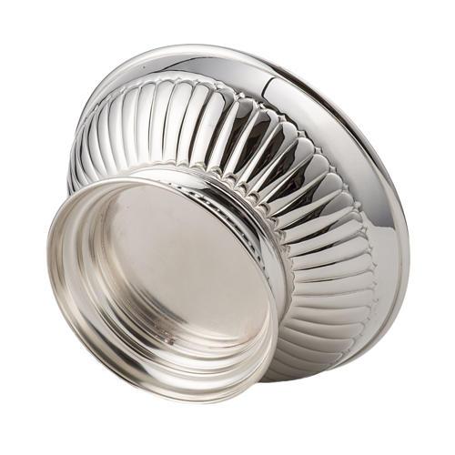Patena ciotola in argento 800 4