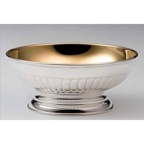 Bowl Paten, Silver 800 2