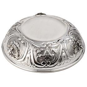 Patena escudilla en plata 800 s5