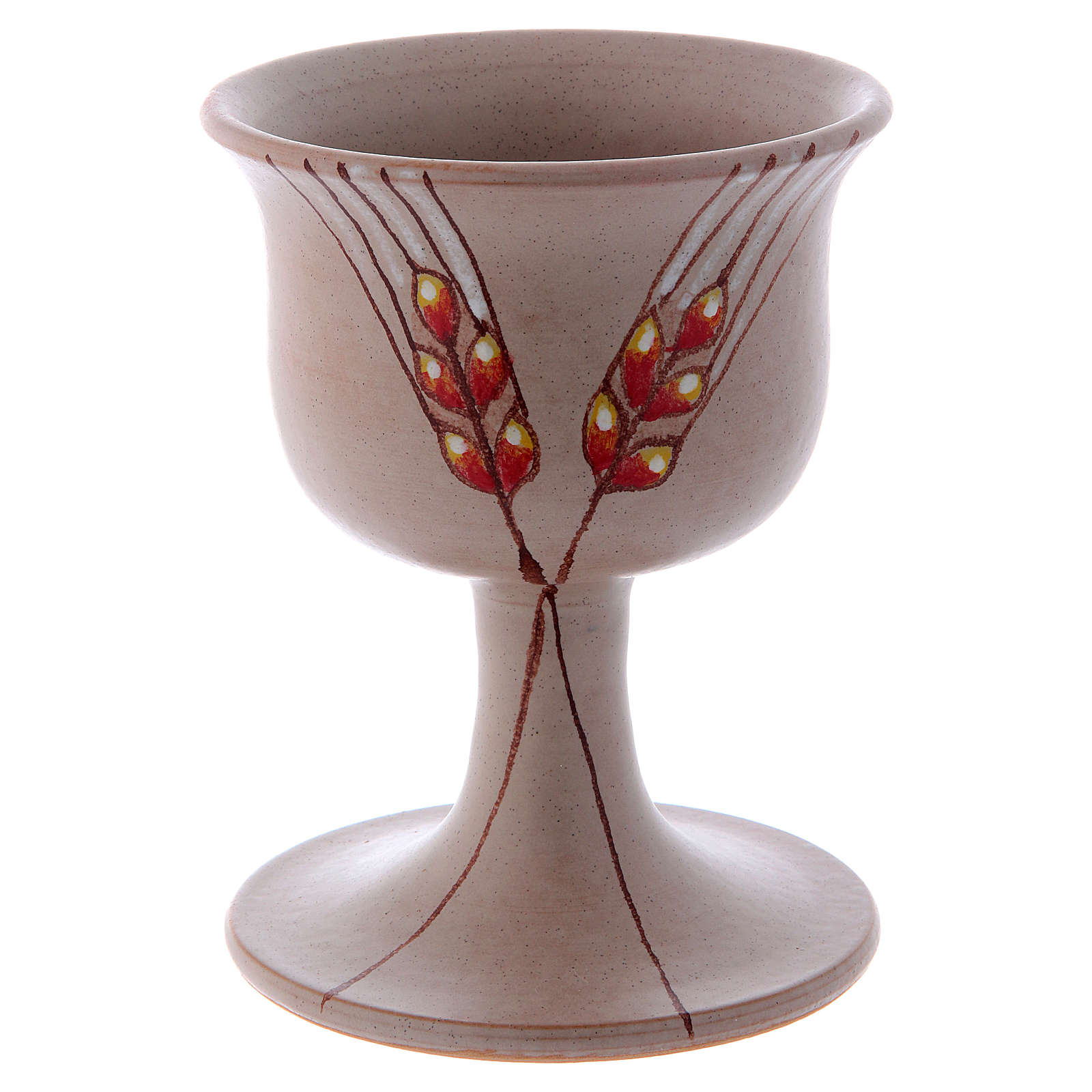 Ceramic chalice with spikes 4