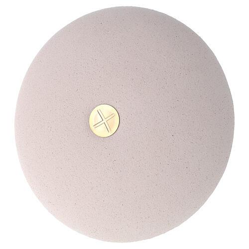 Cálice pequeno e patena argila refractária 5