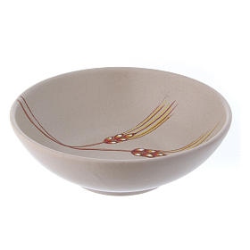 Ceramic paten 20 cm diameter s2