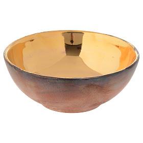 Patena ceramica tau cm 14 s2