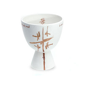 Chalice cup White, Cana Line s1