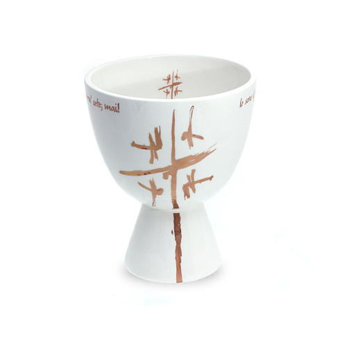 Chalice cup White, Cana Line 1