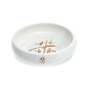 Hostienschale Linie Cana weiss aus Keramik s1
