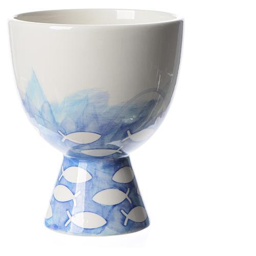 Kielich mały ceramika Linia Pescetti 4
