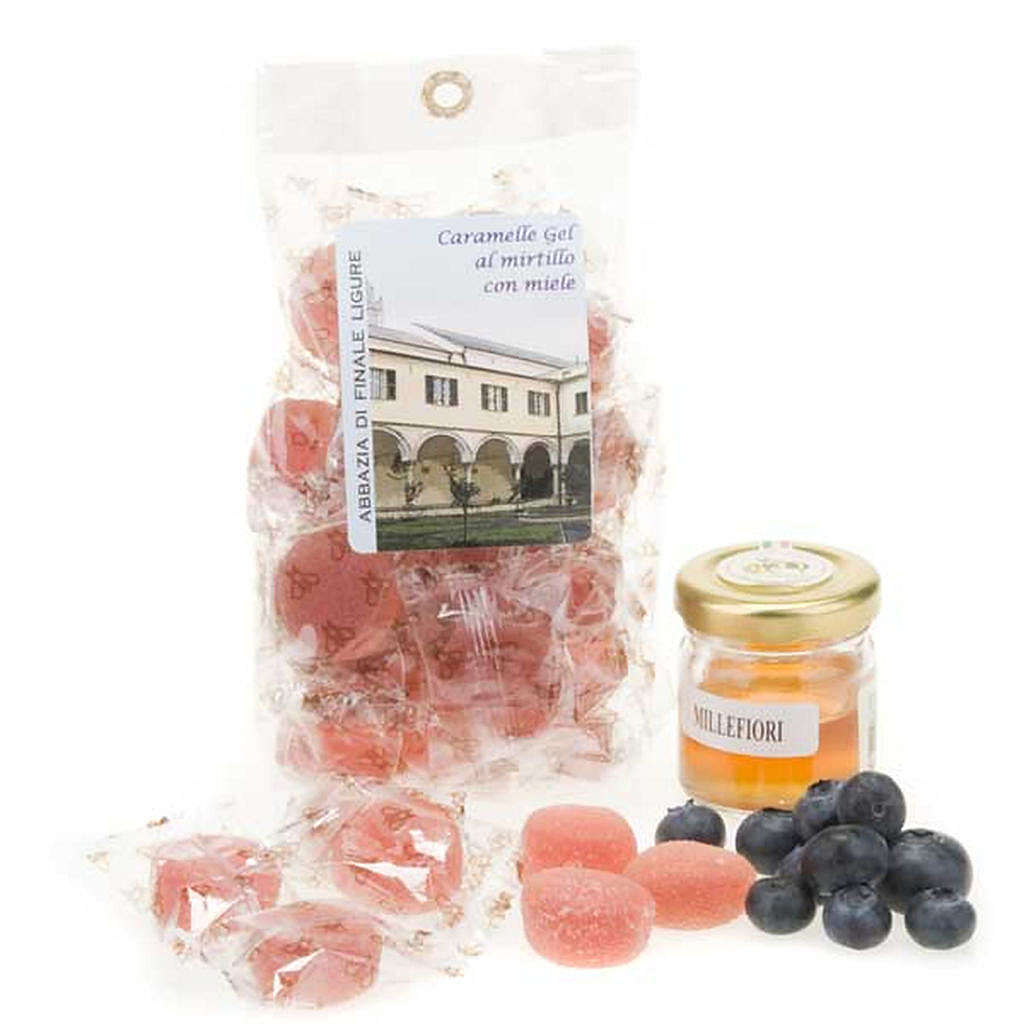 Bluberry jelly sweets from Finalpia abbey 3
