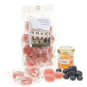 Caramelos y golosinas: Caramelos gel arándano  Finalpia