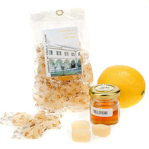 Caramelos gel limón Finalpia 1