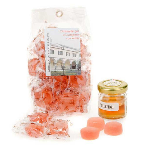 Raspberry jelly sweets from Finalpia abbey 1