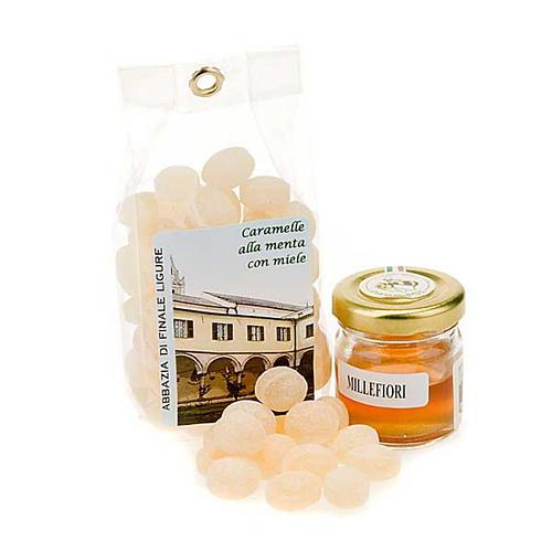 Caramelle menta miele Finalpia 1
