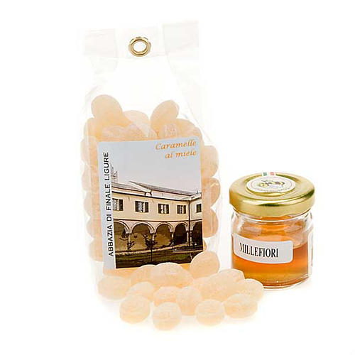 Honey sweets from Finalpia abbey 1