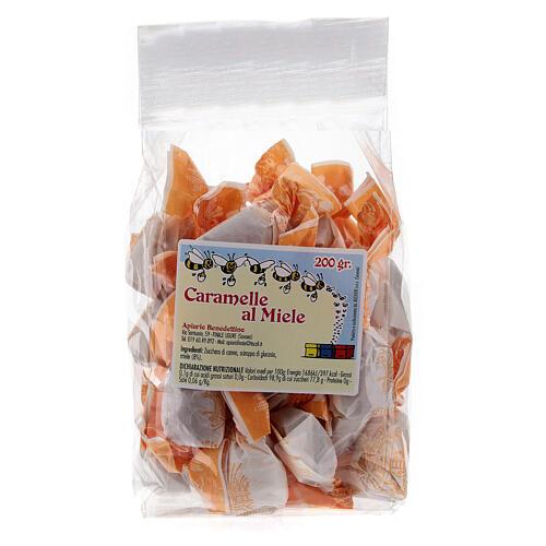 Caramelos envueltos miel Finalpia 1