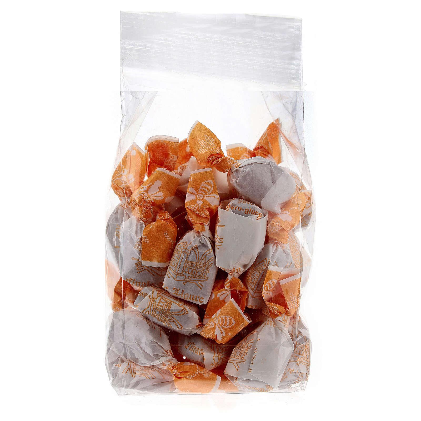 Cukierki w papierku miód Finalpia 3