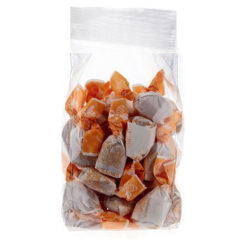 Cukierki w papierku miód Finalpia 2