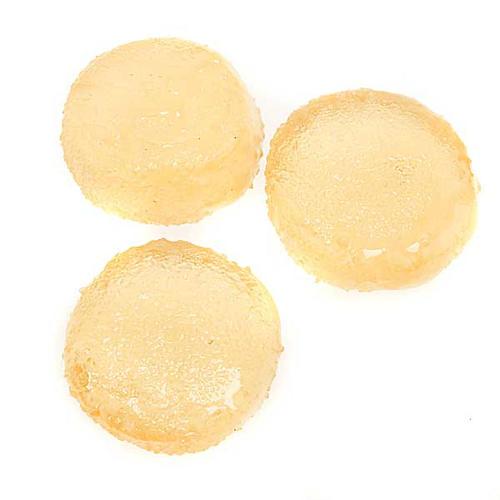 Bonbons gelés orange, Finalpia 2