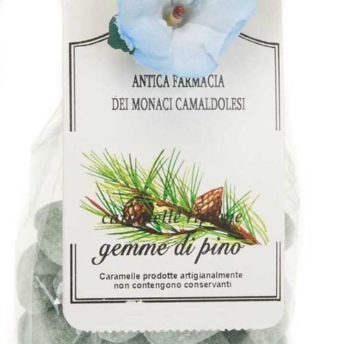 Caramelle gemme di pino confezione regalo 250 gr Camaldoli 2