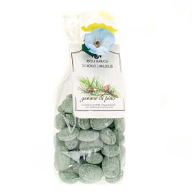 Pine tree jelly sweets, gift pack 250gr, Camaldoli s1
