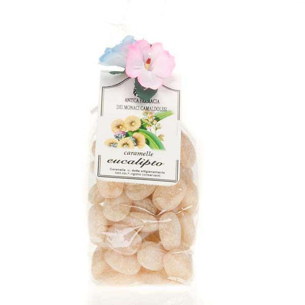 Caramelle eucalipto confezione regalo 250 gr Camaldoli 3