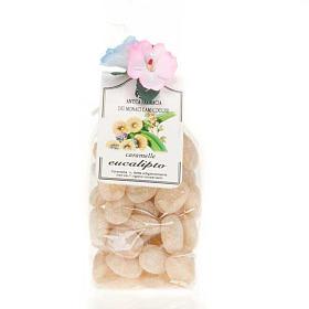 Caramelle eucalipto confezione regalo 250 gr Camaldoli s1