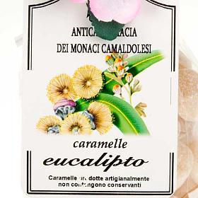 Caramelle eucalipto confezione regalo 250 gr Camaldoli s2