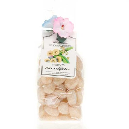 Caramelle eucalipto confezione regalo 250 gr Camaldoli 1