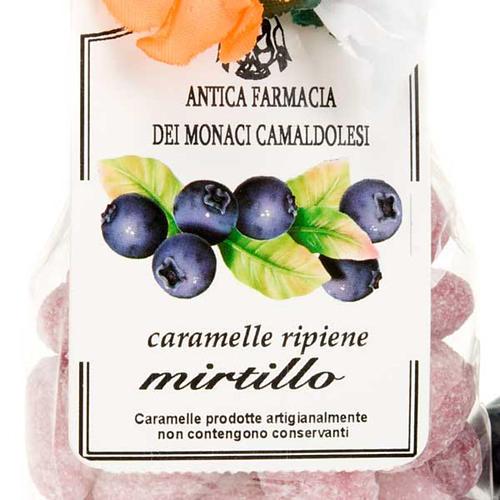 Caramelle mirtillo confezione regalo 250 gr Camaldoli 2