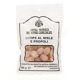 Miód i propolis Cukierki Kameduli 100 g s1