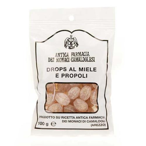 Miód i propolis Cukierki Kameduli 100 g 1