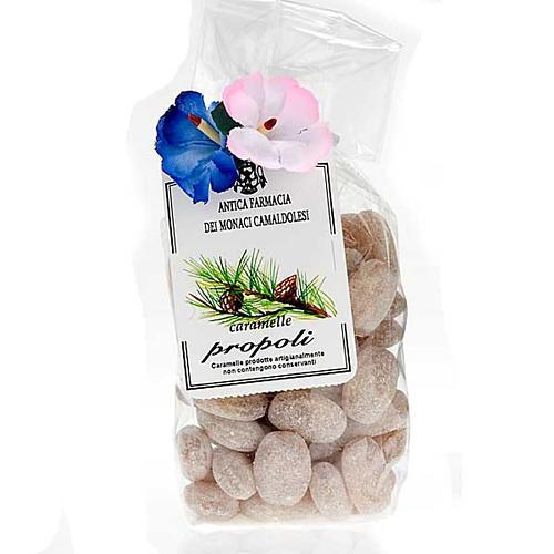 Caramelle propoli confezione regalo 250 gr Camaldoli 1