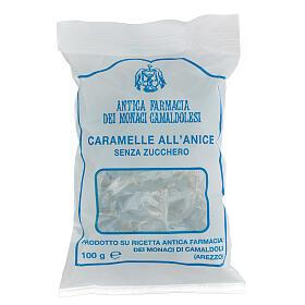 Caramelle all'Anice SENZA ZUCCHERO 100 gr Camaldoli s1