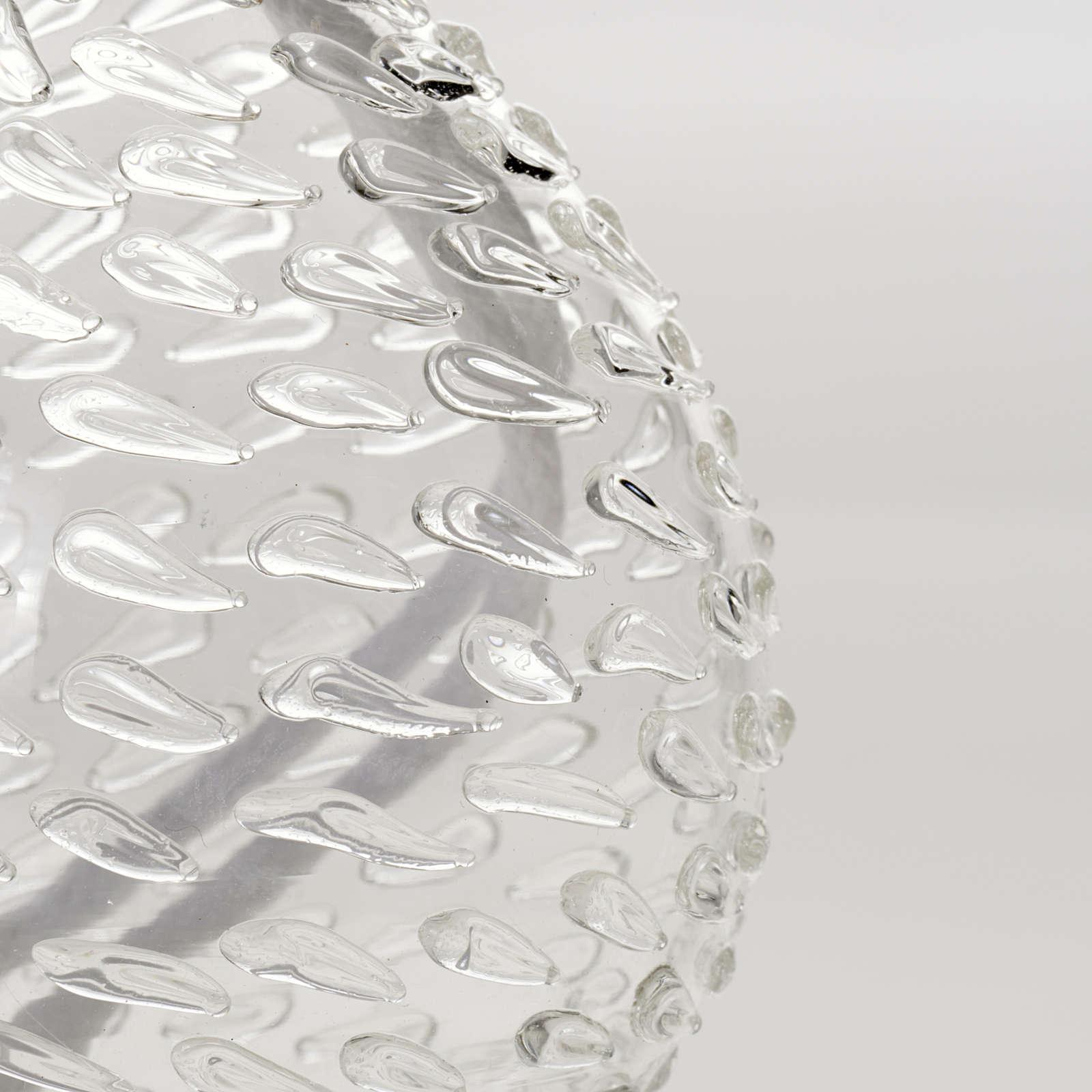 Repuesto gota de vidrio candelabro 3