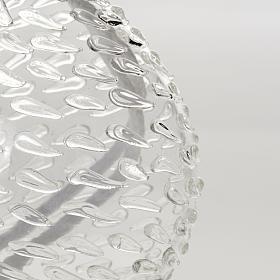 Repuesto gota de vidrio candelabro s2