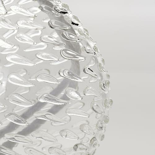 Repuesto gota de vidrio candelabro 2