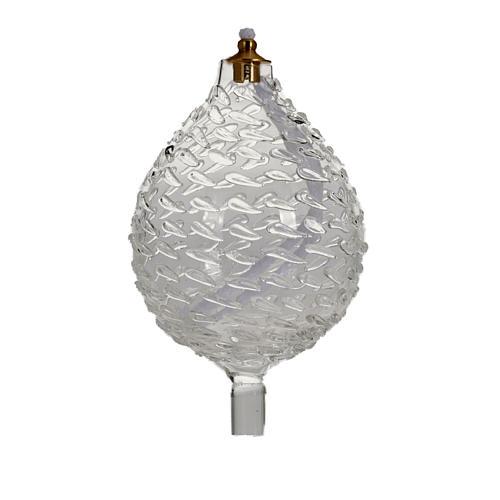 Ricambio goccia vetro lume LL001086 1