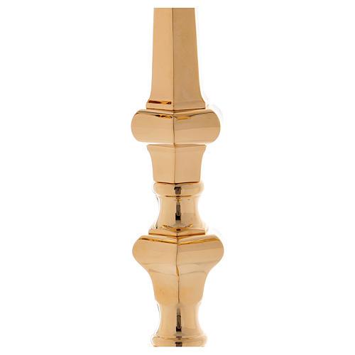 Candelabro Barroco de Três Braços 100 cm 4